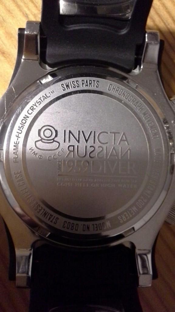 Non Swiss Watch