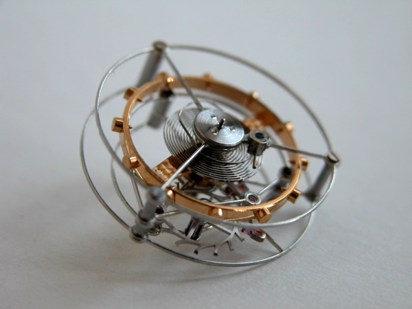 Tourbillon Device