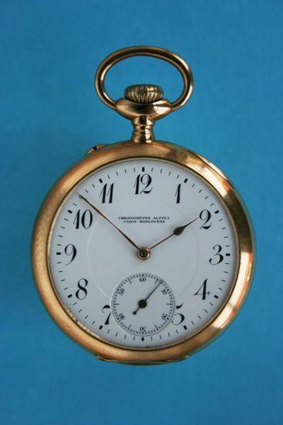Alpina Timepiece