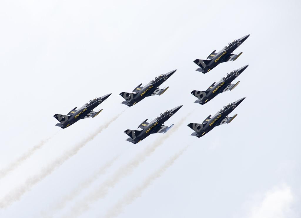 Breitling-Aircraft