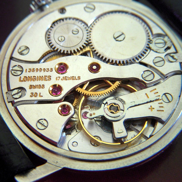 Longines Movement