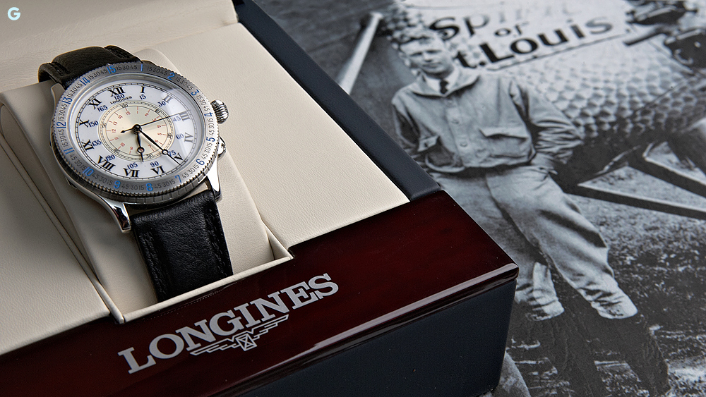 Longines Pilot Watch