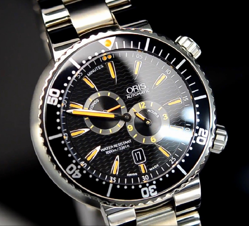 Oris brand review swiss divers watches for Oris watches