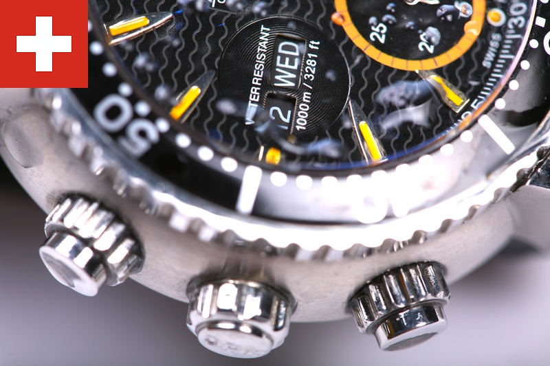 Swiss Divers Watches
