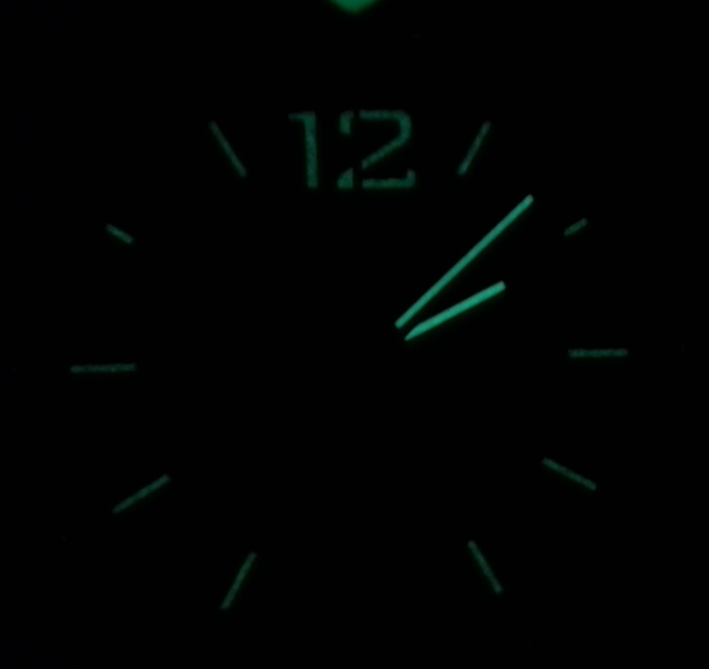 Luminescent dial
