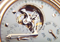 Luxury Watch Dial