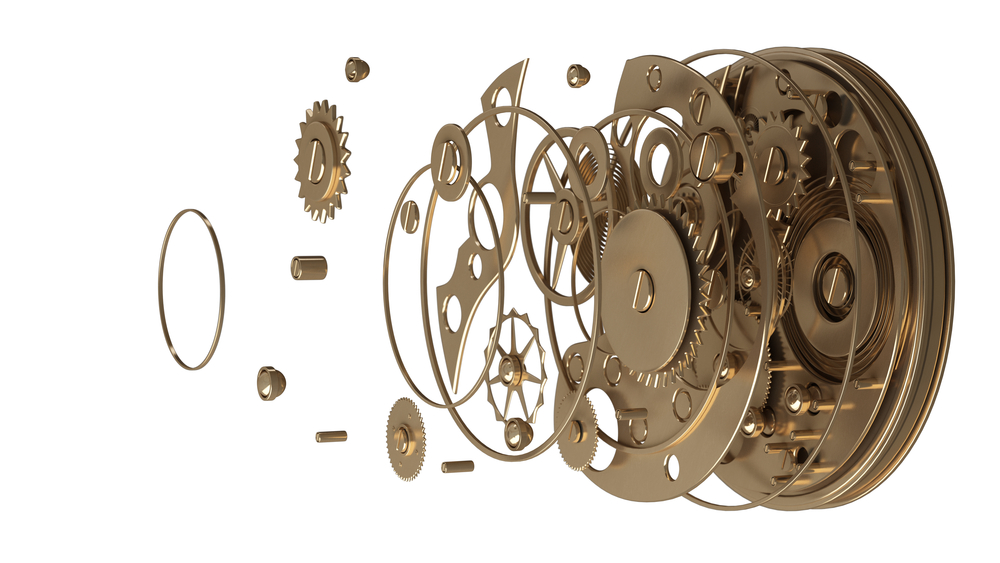 Mechanical Watch Movement