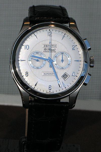 Zenith El Primero Chronometer